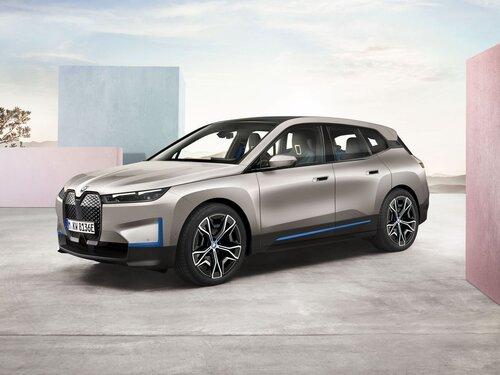 BMW iX 2020