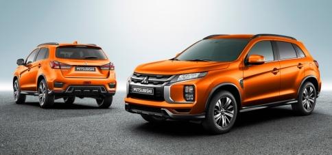 Mitsubishi ASX от 1 602 000 рублей