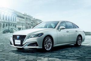 Японский журнал рассказал, почему спрос на Toyota Crown обвалился