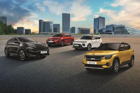 Kia предложила россиянам линейку автомобилей в версии Edition Plus