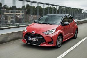 «Японец» стал автомобилем 2021 года в Европе