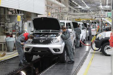 30% УАЗов, выпущенных в 2020 году, были проданы государству