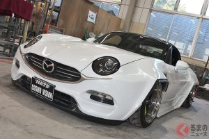 Студенты собрали концептуальный родстер в честь первого роторного автомобиля Mazda