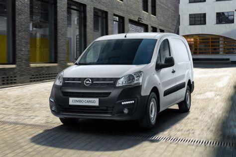 В России начался прием заказов на Opel Combo калужского производства