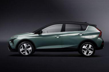 Hyundai представил новый кроссовер размером с Гранту-универсал