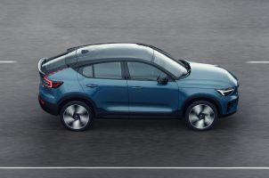 Volvo выпустила новый электромобиль — кроссовер-хэтчбек