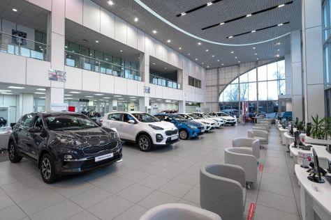 За год средняя цена автомобиля в России выросла на 13,3%