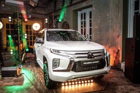 Mitsubishi Pajero Sport окончательно переехал в Калугу, подорожал на 200 тысяч и будет дорожать!