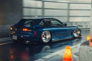 Mazda RX-7 превратили в элегантный спортуниверсал