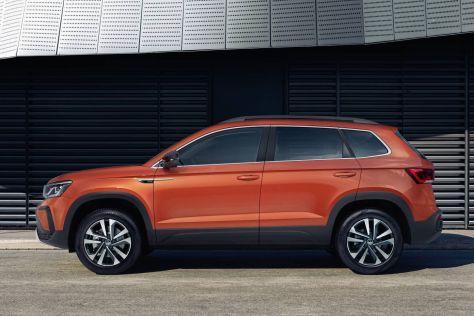 Volkswagen рассказал подробности о новом бюджетном кроссовере для России
