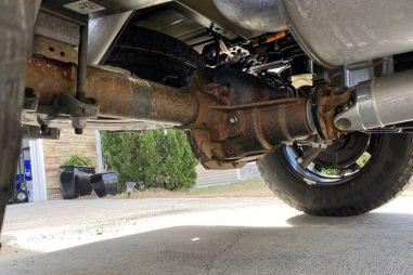 Владельцы новых пикапов Ford F-150 пожаловались на коррозию, как у УАЗа