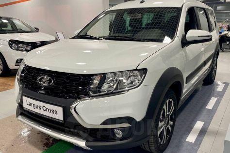 АвтоВАЗ объявил старт «живых» продаж новой Lada Largus