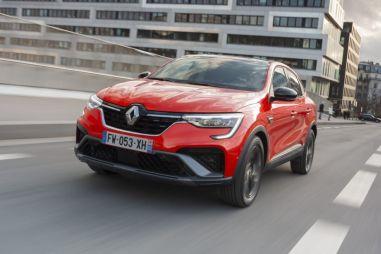 Renault Arkana наконец добралась до Европы: на два года позже России