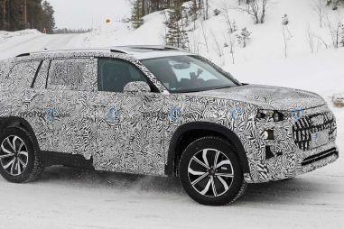 Гамма Audi пополнится огромным кроссовером (ФОТО)