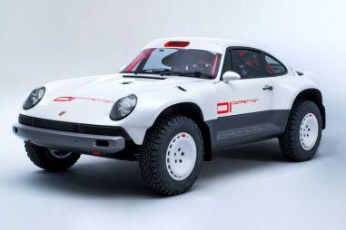 Porsche осталась недовольна интересным проектом в стиле раллийного Porsche 953