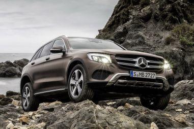 В России отзывают Mercedes GLC из-за неправильной резьбы