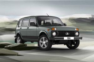 После месячной паузы возобновился выпуск пятидверной Lada Niva Legend