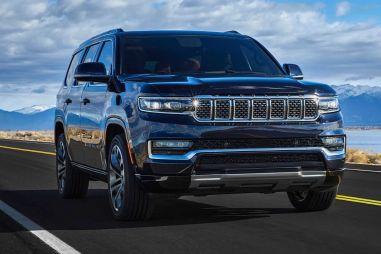 Jeep возродил большой люксовый внедорожник Grand Wagoneer