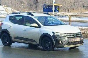 АвтоВАЗ изучает кузов и особенности покраски Renault Sandero нового поколения