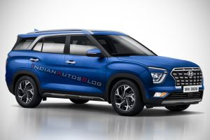 Hyundai в апреле представит семиместную Крету