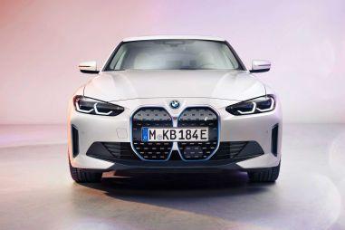 Представлен еще один электрический BMW — спортивный i4