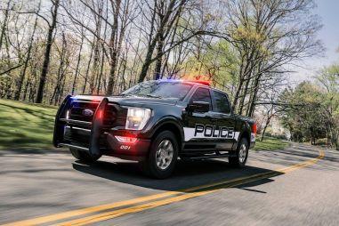 Гамму нового Ford F-150 дополнили вариантом для копов