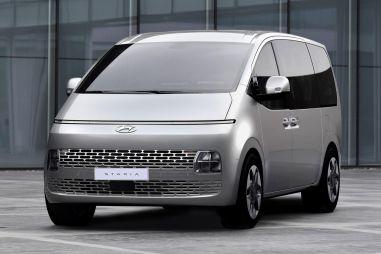 Hyundai показала вэн с «космическим» дизайном