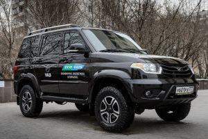 УАЗ готовится к старту продаж битопливного Патриота