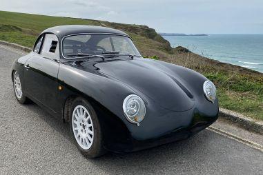 Британцы разработали электрический спорткар в духе классических Porsche