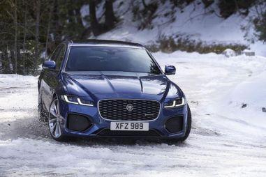 Jaguar XF после фейслифтинга подорожал в России: от 4 451 000 рублей