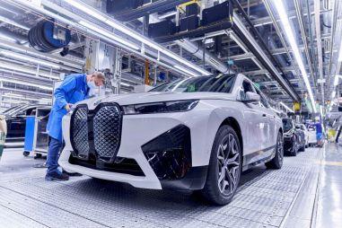 BMW намерена строить все свои автомобили на одной платформе