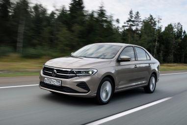 Футбольный Volkswagen Polo стоит от 1 129 900 рублей