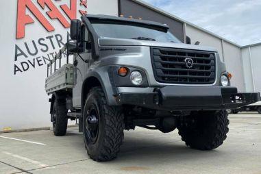 В Австралии начали продавать российский ГАЗ Садко Next (ФОТО)