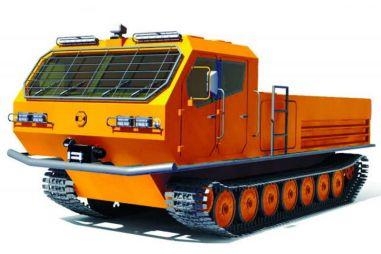 В России разработали гусеничный снегоболотоход на базе МТ-ЛБ