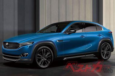 Mazda работает над премиум-кроссовером CX-50