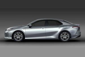 Российская Toyota Camry с модернизацией получит два новых двигателя