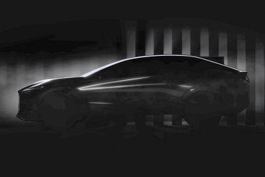 Lexus анонсировал загадочный концепт-кар