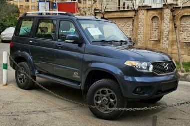 Иранцы начали покупать УАЗы Патриот