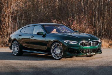 Alpina B8 Gran Coupe оказалась быстрее заводской M8 Gran Coupe