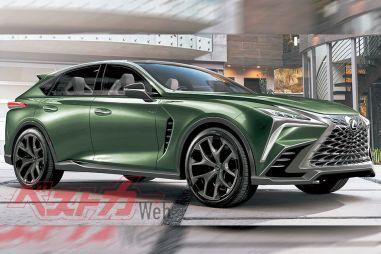 Роскошный кроссовер Lexus LF задерживается: у Тойоты проблемы с разработкой твинтурбо V8