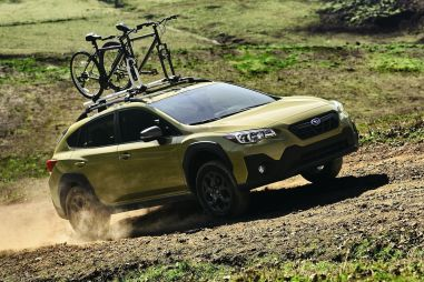 В России стартовали «живые» продажи обновленного Subaru XV