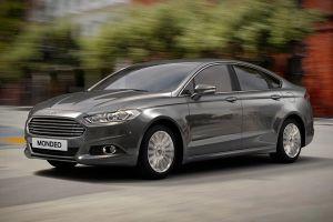 Ford Mondeo покинет Европу, но в Китае его заменят новым поколением