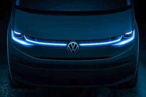 Volkswagen T7: первое изображение