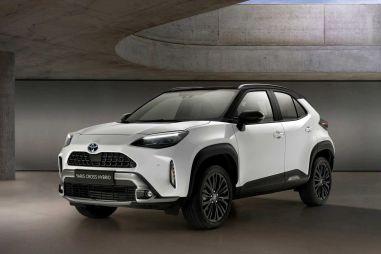 Линейка Toyota Yaris Cross пополнилась версией в стиле off-road
