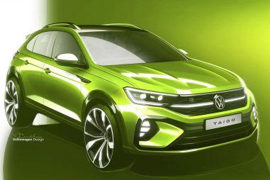 Volkswagen второй раз за последний год «плагиатит» имя модели Lada