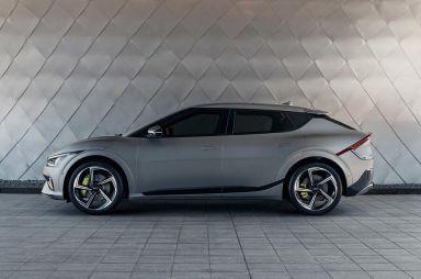 Kia раскрыла все подробности о новом электромобиле EV6