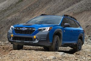 Subaru показала «дикий» Outback Wilderness