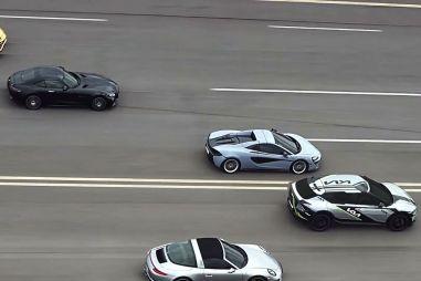Новый Kia EV6 оказался быстрее четырех суперкаров (ВИДЕО)