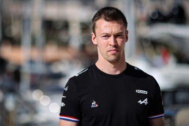 Даниил Квят стал резервным пилотом команды Alpine F1 Team