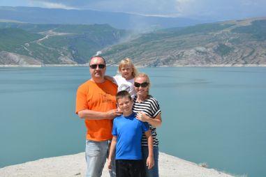 В Азербайджан на Каспий и немного Кавказа